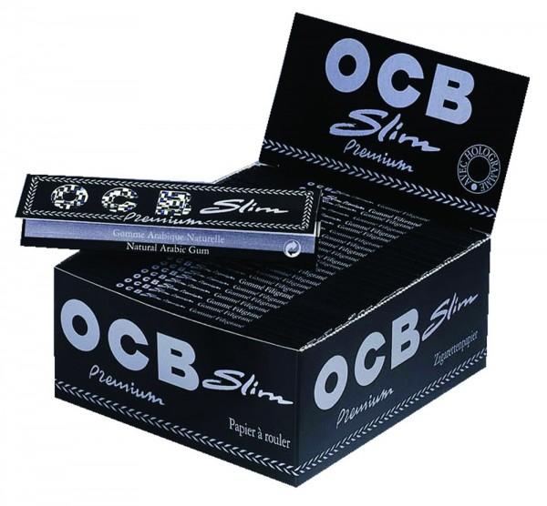 OCB Drehpapier Zigaretten lang