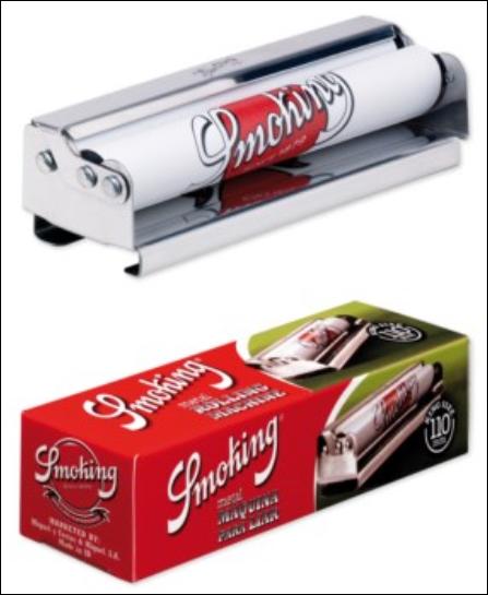 Drehmaschine Smoking METALL Rolling Machine King Size,