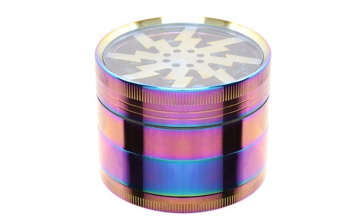 "Grinder ""Metall Window"" Rainbow"