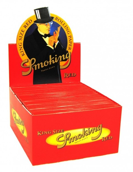 Smoking King Size Red