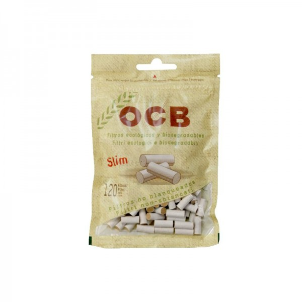 OCB Slim Organic Hemp Filter