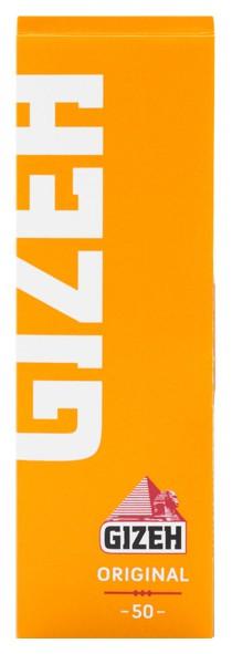 Gizeh Original (gelb) ( 5 Stück x 50 Blatt )